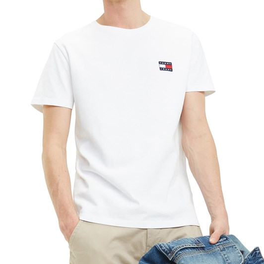 Tommy Jeans Logo Patch T-Shirt