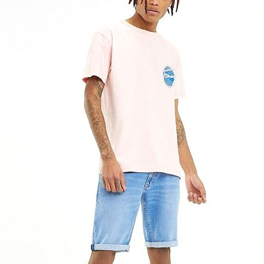 Tommy Jeans Back Graphic Tee