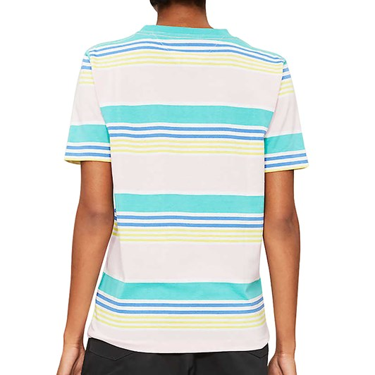 Tommy Jeans Boyfriend Fit Stripe T-Shirt