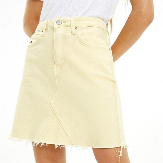 Tommy Jeans Short Denim Skirt