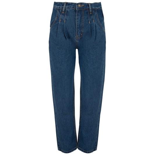 Coop Wall Pleat Jean