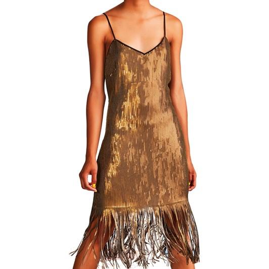 Coop Dancing Sheen Dress