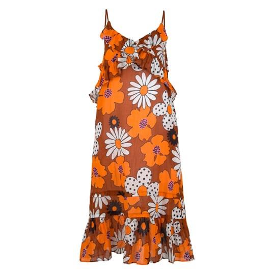 Coop Frill Seeker Dress