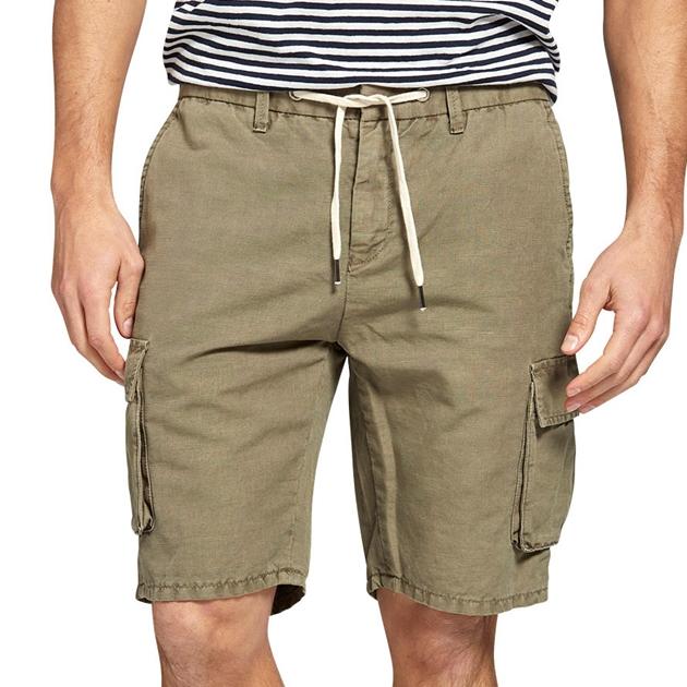 Academy Charlie Cargo Short - khaki