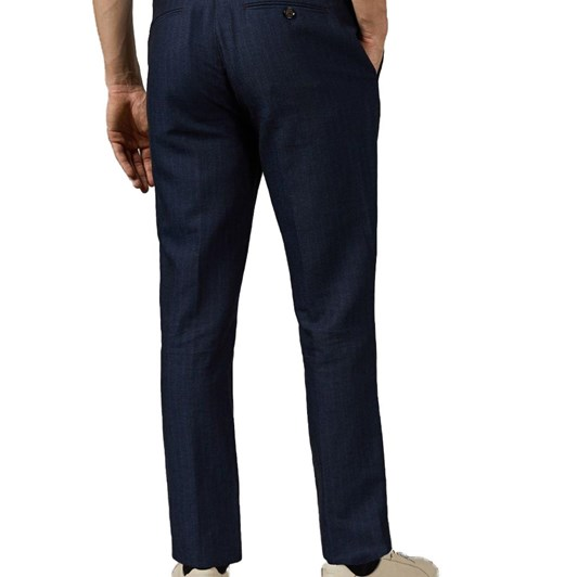 Ted Baker BALRTRO Linen Herringbone Trouser