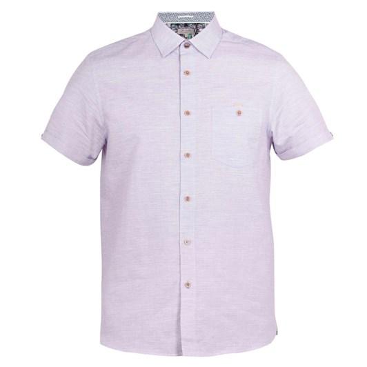 Ted Baker CLION Ss Linen Shirt