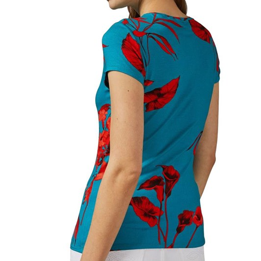 Ted Baker DILLIA Fantasia Fitted Tee