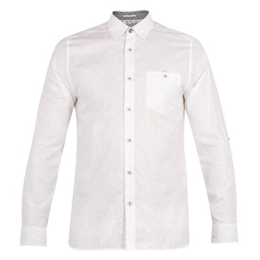 Ted Baker EMUU Longsleeve Linen Shirt