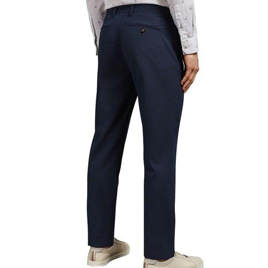 Ted Baker GORKTRO Textured Semi Plain Trouser