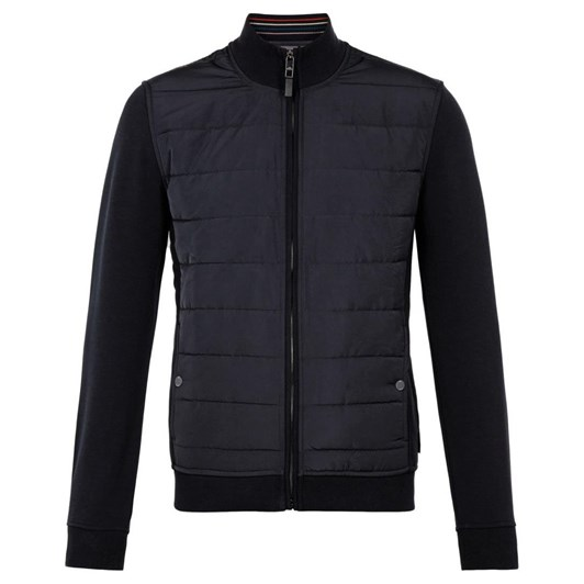 Ted Baker MOWNTAN Ls Quilted Funnel Neck