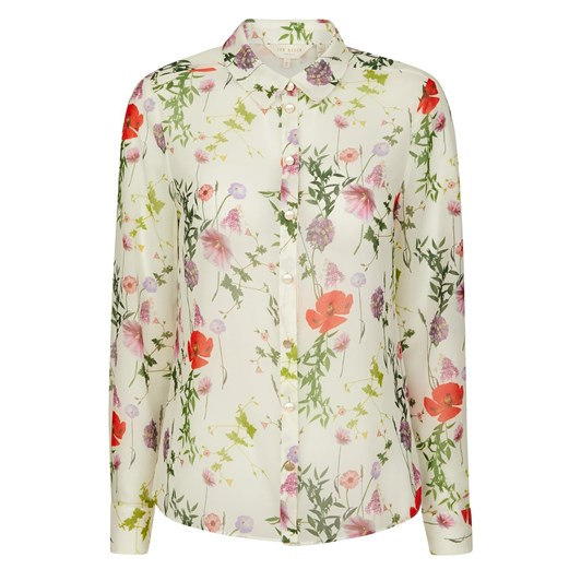 Ted Baker Hedgerow Printed Ggt Shirt