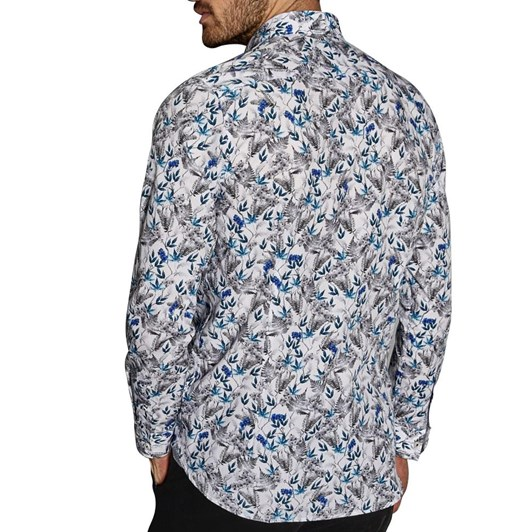 Ted Baker THEFERN Ls Printed Shirt