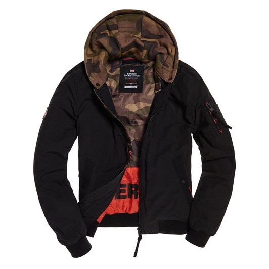 Superdry Hooded Air Corps Bomber