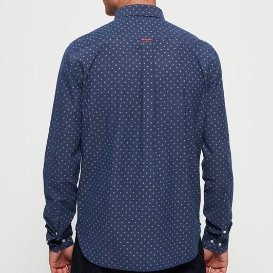 Superdry Premium University L/S Shirt