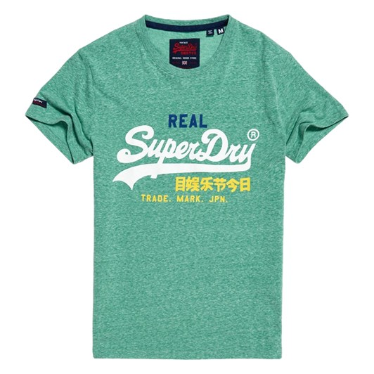 Superdry Vintage Logo Tri-Colour T-Shirt