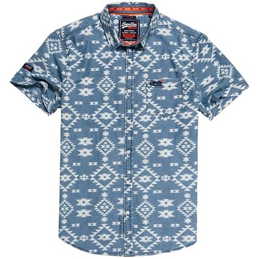 Superdry Miami Loom Shirt