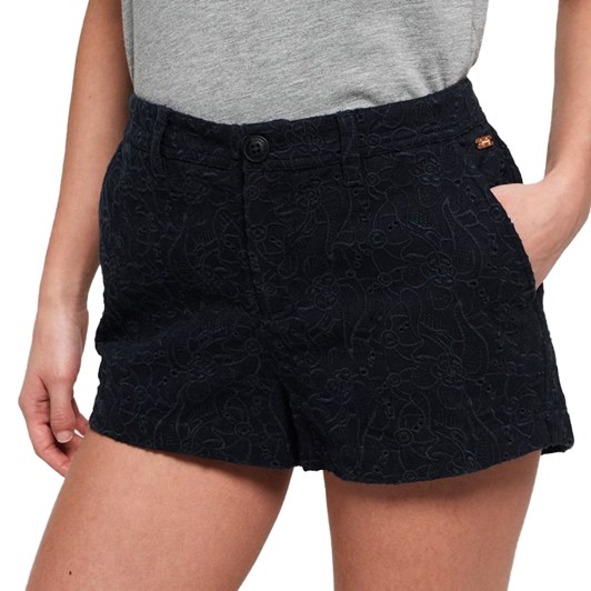Superdry Broderie Chino Short