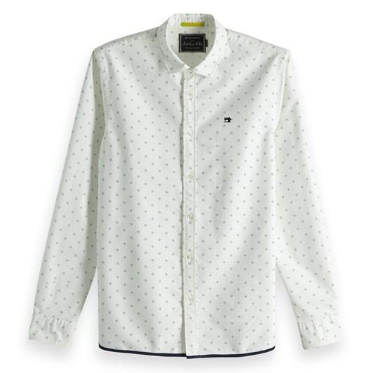 Scotch & Soda Regular Fit Oxford Shirt