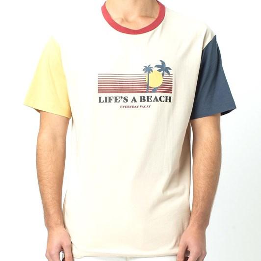 Barney Cools Beach Homie Tee