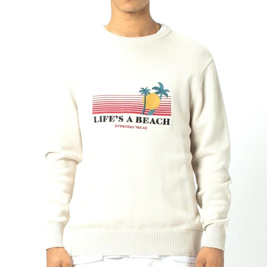 Barney Cools Beach Crew Knit