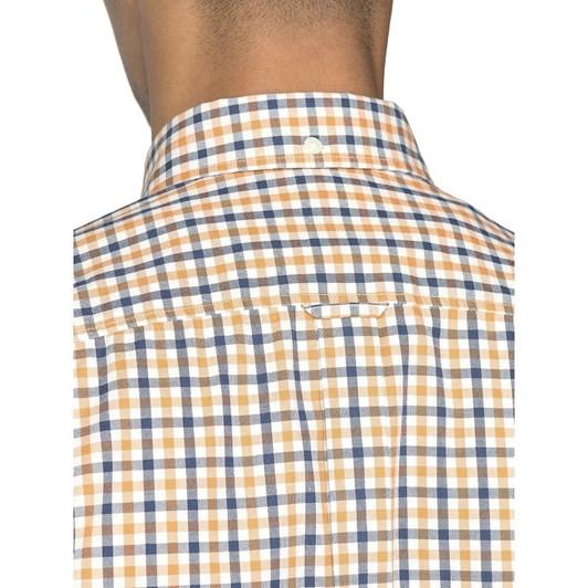 Ben Sherman Ss House Gingham Shirt