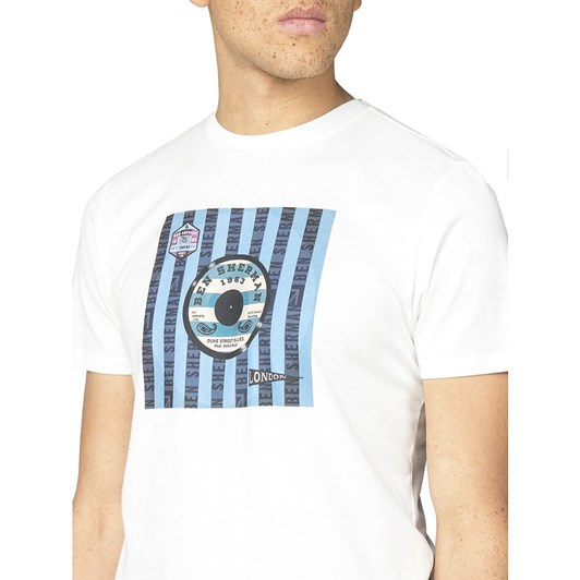 Ben Sherman Vinyl Cover T-Shirt