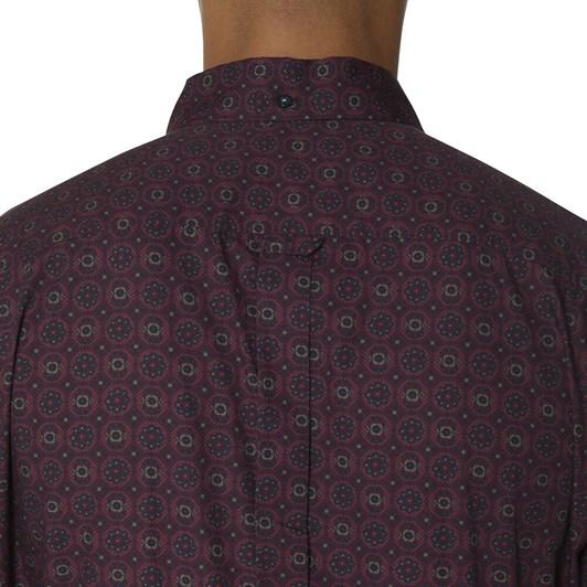 Ben Sherman Ls Foulard Geo Shirt