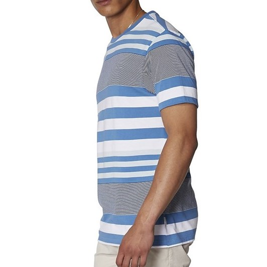 Ben Sherman Blues Stripe Tee