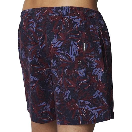Ben Sherman Tropical Floral Short