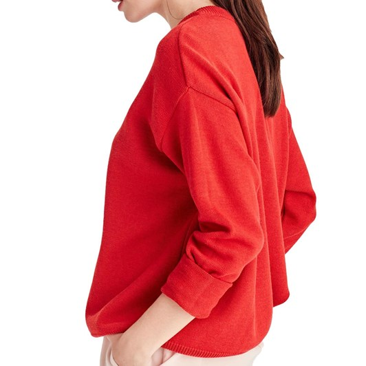 Juliette Hogan Cotton Sweatshirt
