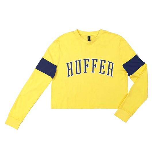 Huffer Collegiate Ls Bella Tee