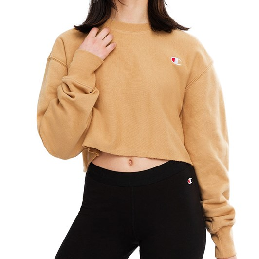 Champion Reverse Weave Terry Crop Crew