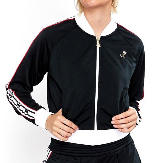 Champion Tricot Track Jacket W/Gold