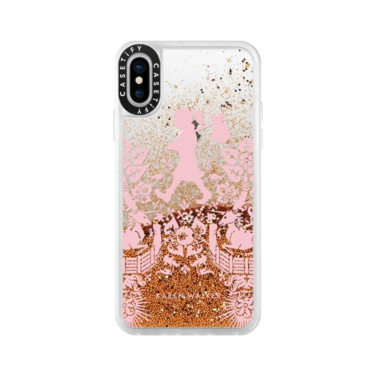 Karen Walker Runaway Filigree iPhone Case