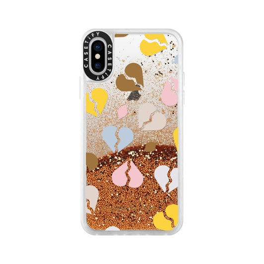 Karen Walker Broken Hearts iPhone Case