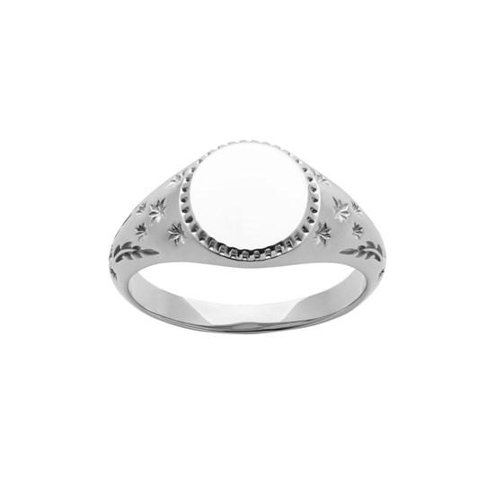 Karen Walker Society Signet Ring