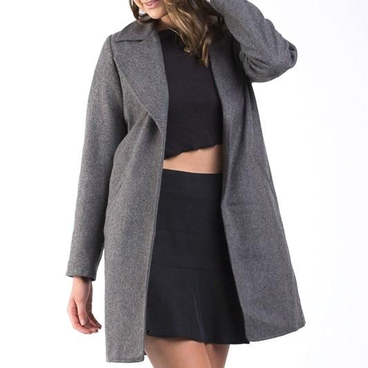 All About Eve Custom Zipper Coat