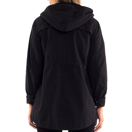 All About Eve Fundamental Utility Jacket