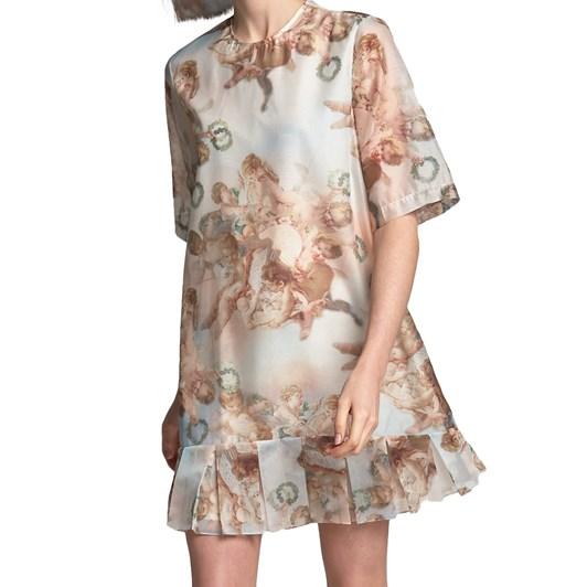 Karen Walker Azure Dress