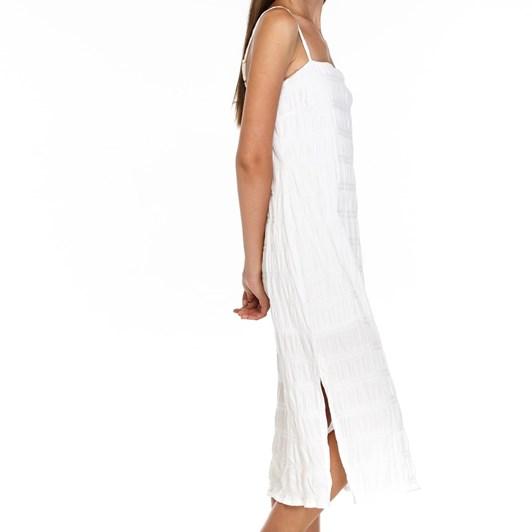 Blak Sunrays Dress