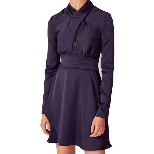 C/MEO Collective Late Thoughts Mini Dress