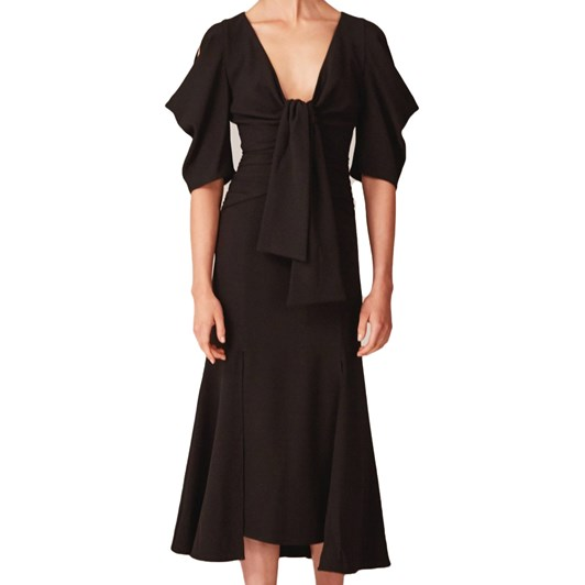 C/MEO Collective Willing Midi Dress