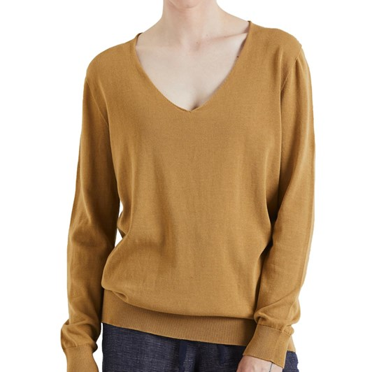 Standard Issue Cotton V Slouchy