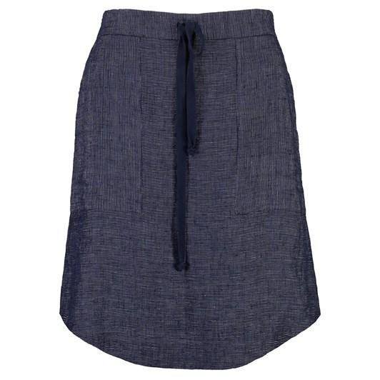 Standard Issue Linen Skirt
