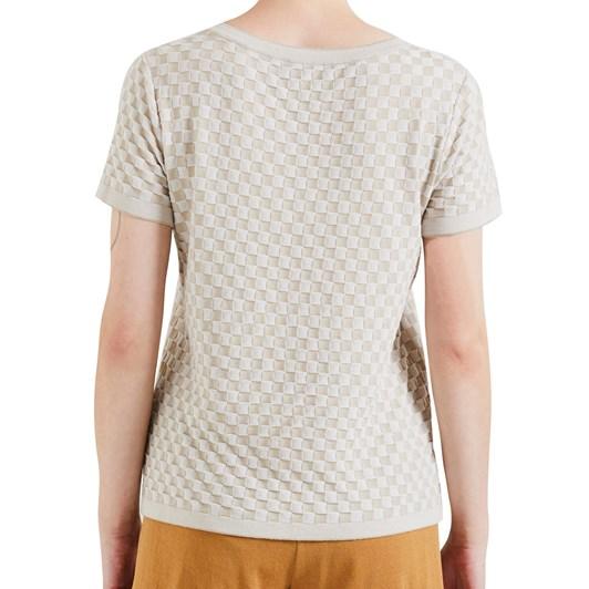 Standard Issue Gingham Tee