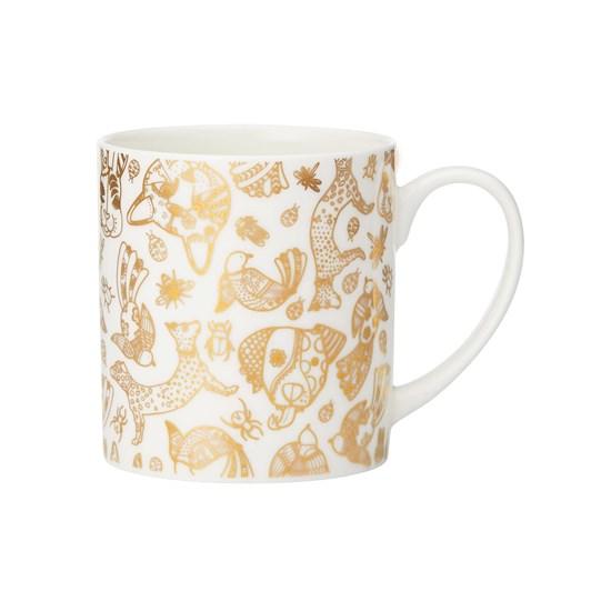 Karen Walker Home Animal Filigree Print Mug