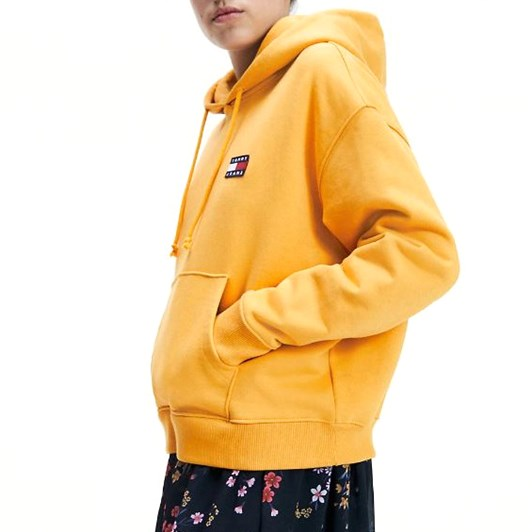 Tommy Jeans Logo Drawstring Hoodie