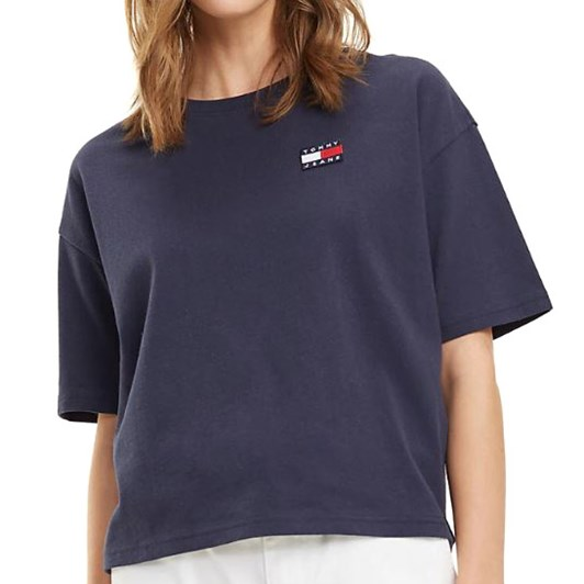 Tommy Jeans Badge Boyfriend Fit T-Shirt