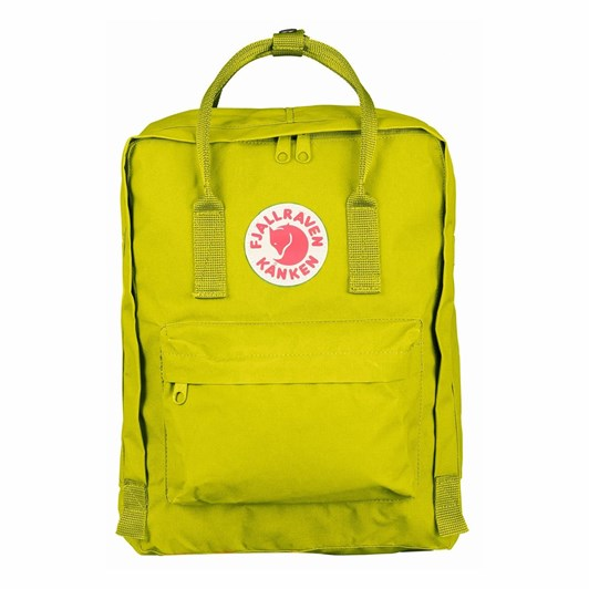 Fjallraven Kanken Birch Green Backpack