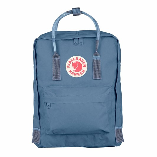 Fjallraven Kanken Blue Ridge - Random Blocked Backpack